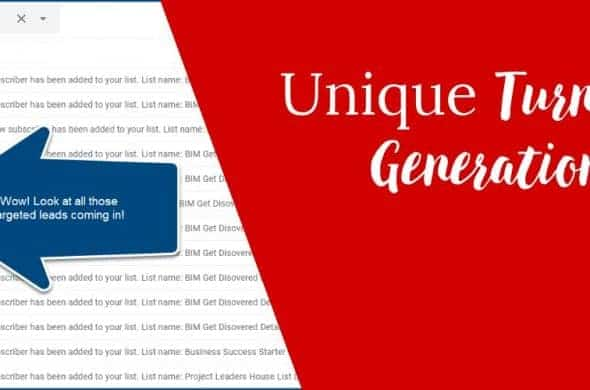 turn-key lead generation service